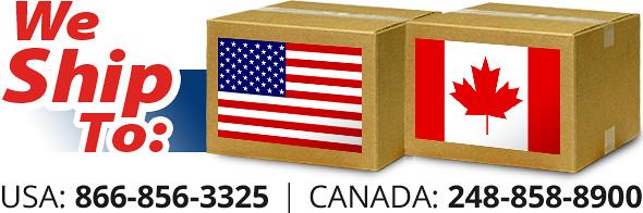 WeShipTo USA CANADA Deck Stain