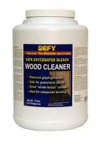 Defy Wood Cleaner 10#