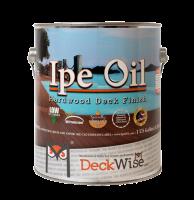 IPE Oil Hardwood Finish 1 Gallon