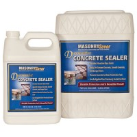 MasonrySaver Decorative Concrete Sealer 5 Gallon