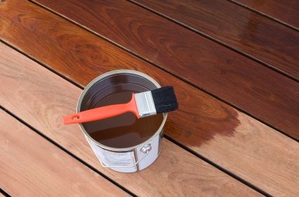 Penetrating Deck Stain