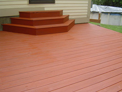 Solid Color Wood Stain