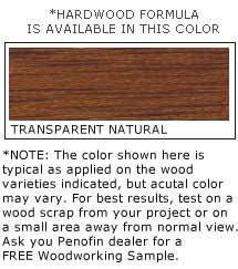 Penofin Exotic Hardwood