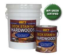 Defy Hardwood Stain
