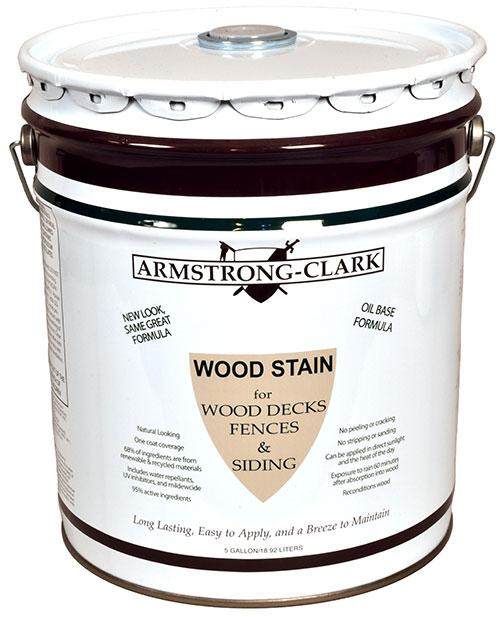 Armstrong Clark Stain 5 Gallon