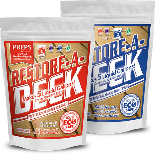 Restore-A-Deck Package 300