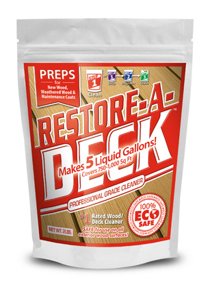 Restore-A-Deck Cleaner