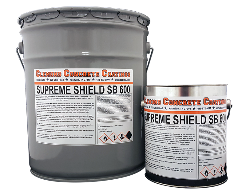 Supreme Shield SB-600 5 Gallon