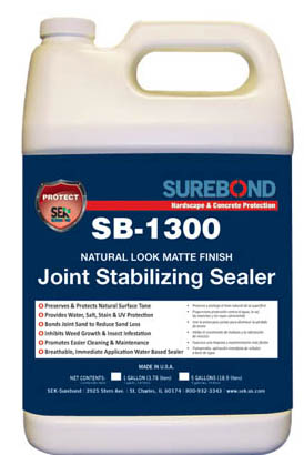 SB-1300 Joint Stabilizing Sealer 1 Gallon