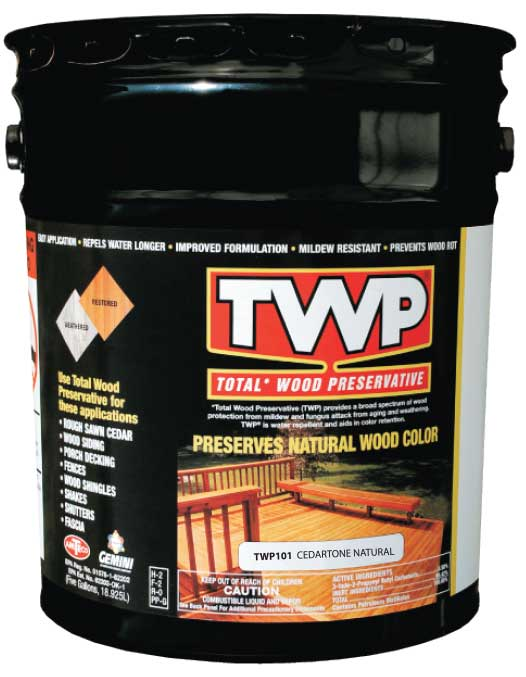Twp 100 Series 5 Gallon The Sealer Store