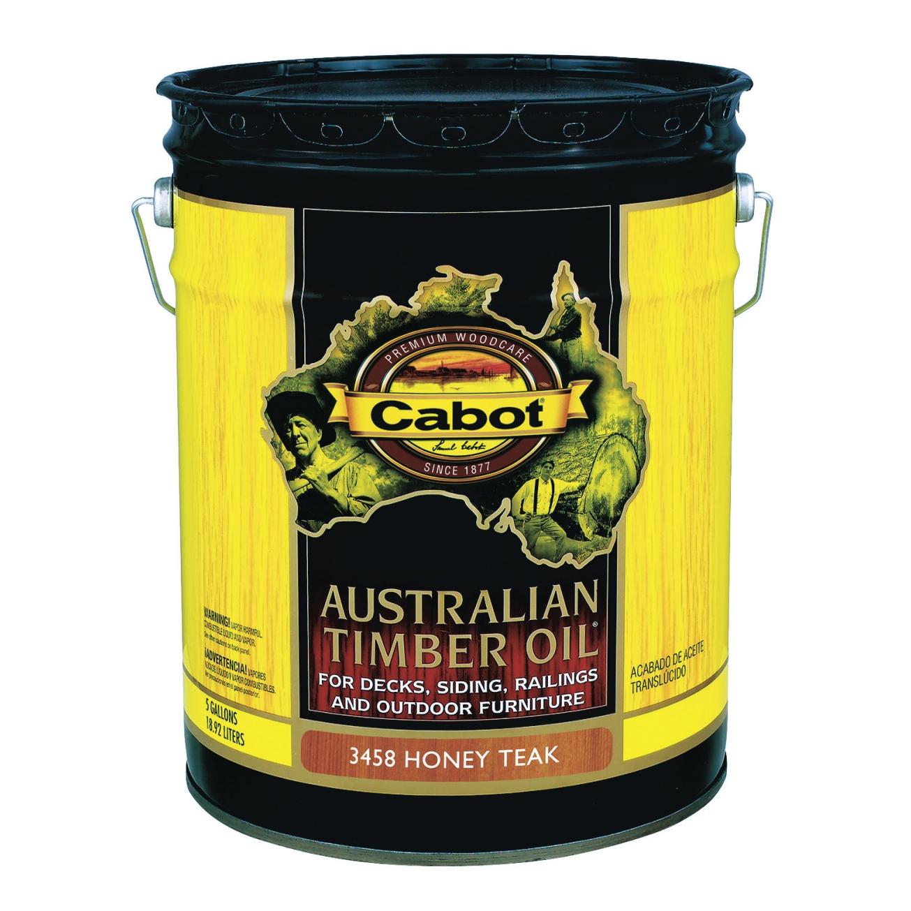 Cabot Australian TimberOil 5 Gallon