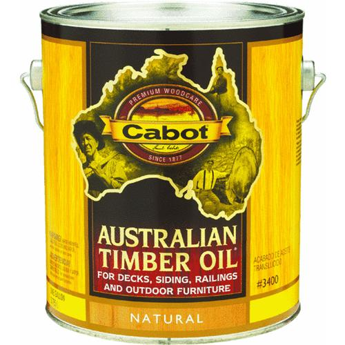 Cabot Australian TimberOil 1 Gallon