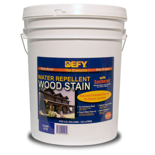 Defy Original Synthetic Wood Stain The Sealer Store