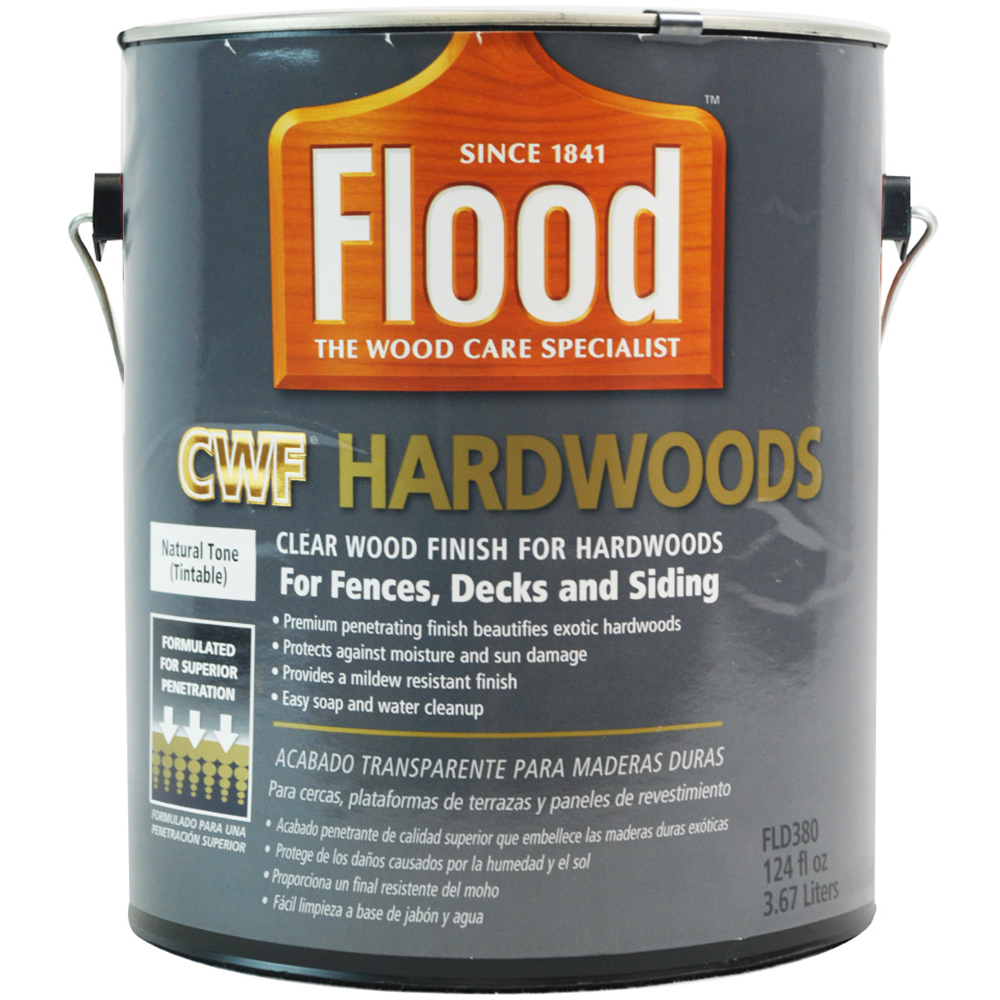 Flood CWF-Hardwood Stain 1Gallon