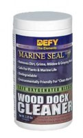 Defy Marine Seal Wood Cleaner 2.25#