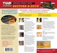 Gemini Restore A Deck Kit