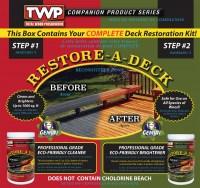 Gemini Restore A Deck Kit The Sealer Store