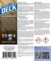 Restore-A-Deck Package 3200