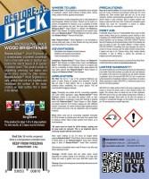 Restore-A-Deck Brightener