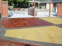 Super Color Concrete Stain
