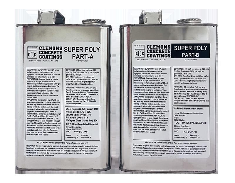 SuperPoly 1 Gallon