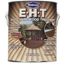 Wolman EHT-Hardwoods 1 Gallon