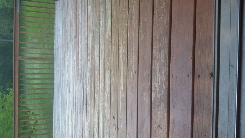 Why Is My Deck Stain Peeling Restoration Steps The
